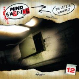 MindNapping - Die letzte Wahrheit, Audio-CD