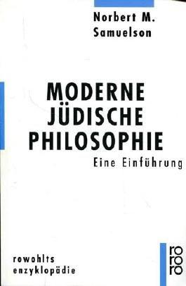 Moderne jüdische Philosophie