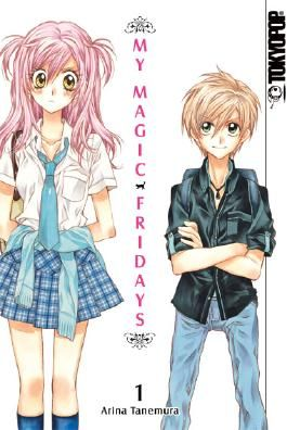 My Magic Fridays 01