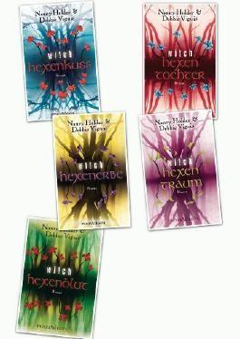 Nancy Holder, Debbie Viguie, Witch, Band 1,2,3,4,5 (Witch)