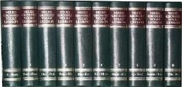 Neues Grosses Volkslexikon in 10 Bänden - somit komplett -