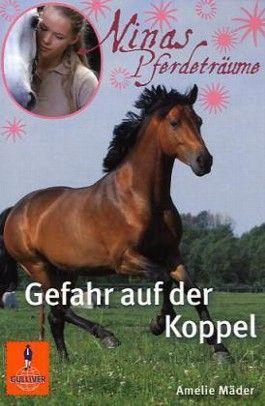 Ninas Pferdeträume - Gefahr auf der Koppel