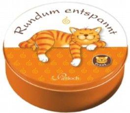 Oommh-Katze: Rundum entspannt