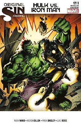 Original Sin Sonderband #1 - Hulk vs. Iron Man ***Das grösste Verbrechen des Marvel- Universums*** (2015, Panini) ***MARVEL NOW***