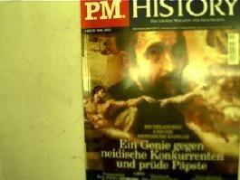 P.M. History - Michelangelo und die Sixtinische Kapelle, Das neue Magazin für Geschichte - April 2002,