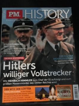 P.M. History 07/2013