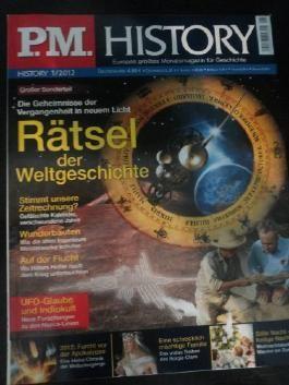 P.M. History 1/ 2012