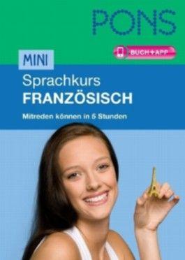 PONS Mini-Sprachkurs Französisch, m. MP3-CD