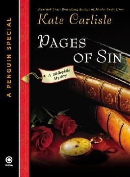 Pages of Sin: A Bibliophile Mystery An eSpecial from New American Library: A Bibliophile Mystery  (A Penguin Special from New AmericanLibrary)