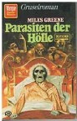 Parasiten der Hölle - Gruselroman
