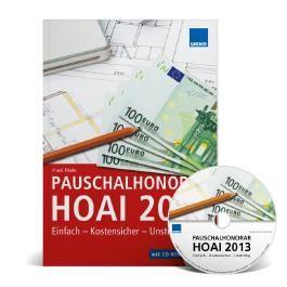 Pauschalhonorar HOAI 2013 Einfach - Kostensicher - Unstrittig