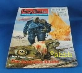 Perry Rhodan - Nr. 2433 : Der Zorn des Duals.