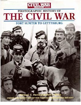 Photographic History of the Civil War: Fort Sumter to Gettysburg - Shadows of the Storm - The Guns of 62 - The Embattled Confederacy