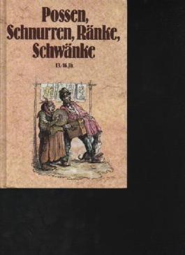 Possen, Schnurren, Ränke und Schwänke. 3 Bände