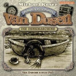 Professor van Dusen - Van Dusens erster Fall, 1 Audio-CD