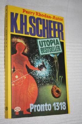 Pronto 1318, Utopia-Bestseller-Taschenbuch 06