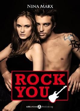 Rock You - Verliebt in einen Star 1 (German Edition)