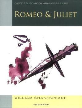 Romeo and Juliet: Oxford school Shakespeare New Edition by Shakespeare, William, Gill, Roma [2008]