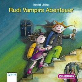 Rudi Vampirs Abenteuer, 1 Audio-CD