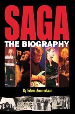 Saga - The Biography