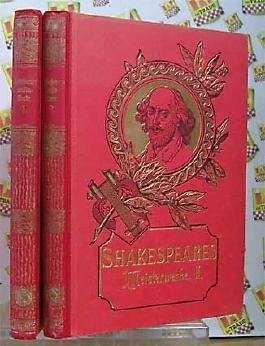 Shakespeares dramatische Meisterwerke I und II - Zwei Bände