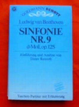 Sinfonie Nr.9 d-Moll