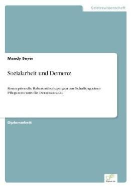 Sozialarbeit und Demenz