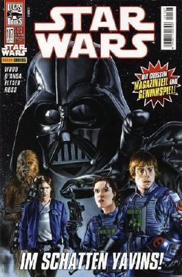 Star Wars #107 - Im Schatten Yavins II (2013, Panini)