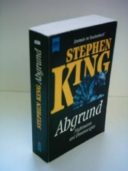 Stephen King : Abgrund - Nightmares and Dreamscapes