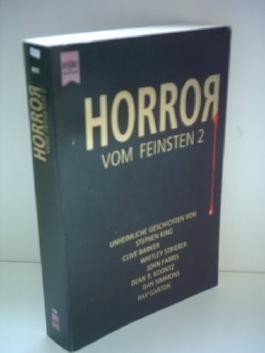 Stephen King u.a.: Horror vom Feinsten 2