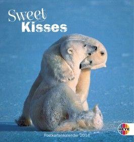 Sweet Kisses, Postkartenkalender 2014