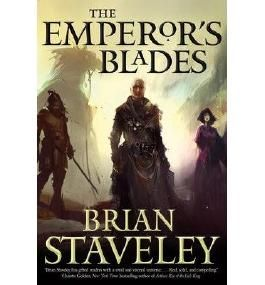 THE EMPEROR'S BLADES BY STAVELEY, BRIAN (AUTHOR) HARDCOVER (2014 )