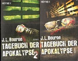 Tagebuch der Apocalypse,Teil 1-3 (3 Bände 2010-2013)
