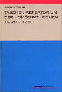 Taschen Repertorium der homöopathischen Tiermedizin