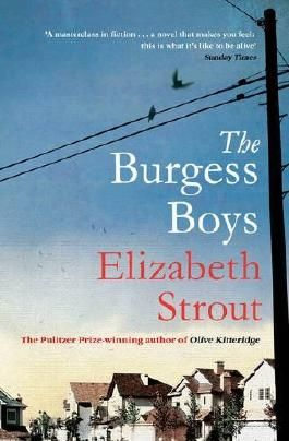 The Burgess Boys by Elizabeth Strout (2014) Paperback