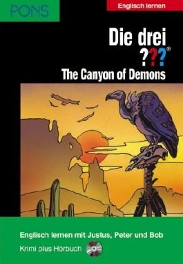 The Canyon of Demons, m. MP3-CD