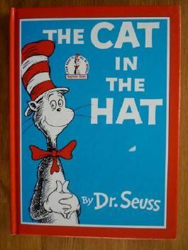 Cat in the Hat HB
