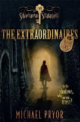 The Extraordinaires 2: The Subterranean Stratagem