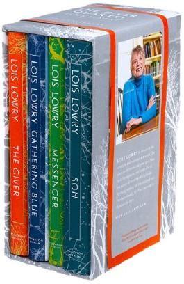 The Giver Quartet Boxed Set: The Giver / Gathering Blue / Messenger / Son