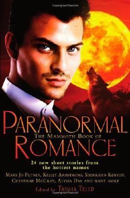 The Mammoth Book of Paranormal Romance (Mammoth Books)