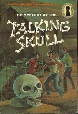The Mystery of the Talking Skull (The Three Investigators)
