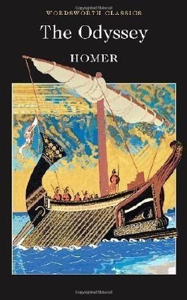The Odyssey (Wordsworth Classics) by Homer, Adam Roberts (1992)
