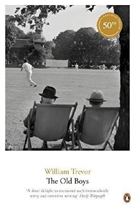 The Old Boys (William Trevor Backlist Novels)