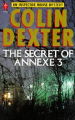 The Secret of Annexe 3 (Pan crime)