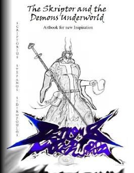 The Skriptor and the Demons Underworld: Artbook for new Inspiration