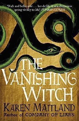 The Vanishing Witch