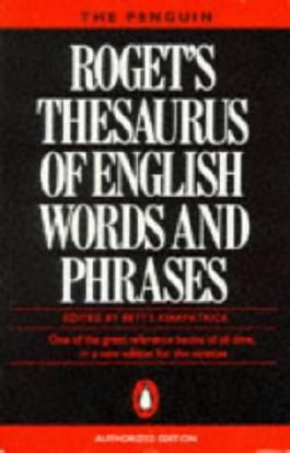 Thesaurus of English Words and Phrases (Reference Books)