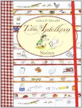 Tilda Apfelkern - Alle meine Freunde. Ein Eintragbuch von Schmachtl. Andreas H. (2009) Gebundene Ausgabe