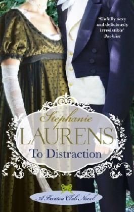 To Distraction (Bastion Club Series: Book 5)