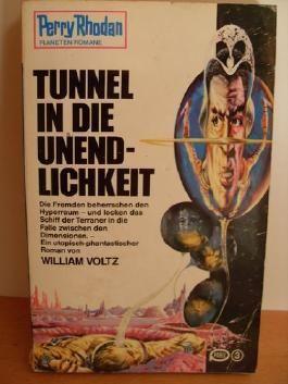 Tunnel in die Unendlichkeit Perry Rhodan Planetenromane 41